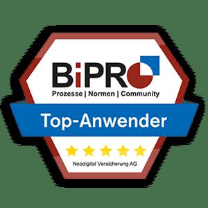 BiPro Top-Anwender