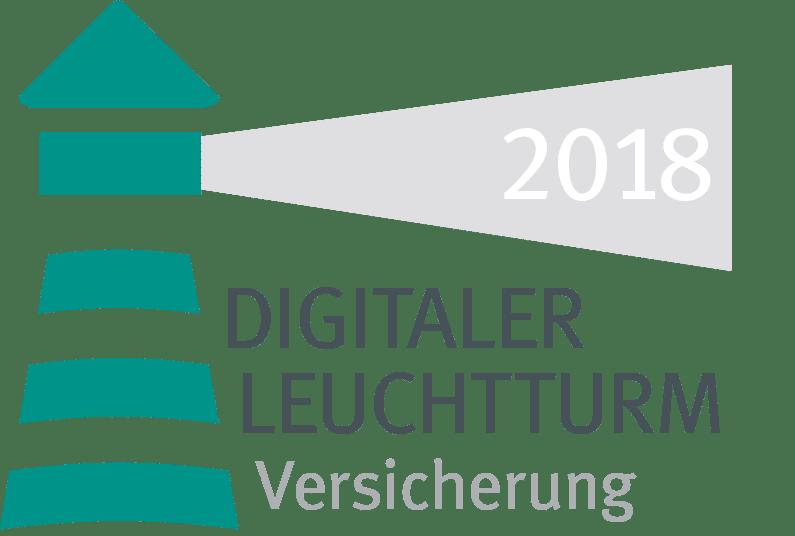 Digitaler Leuchtturm Versicherung 2018