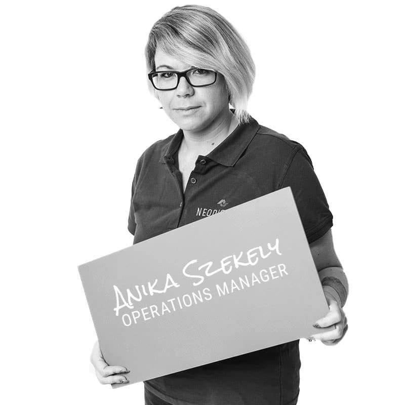 Anika Szekely