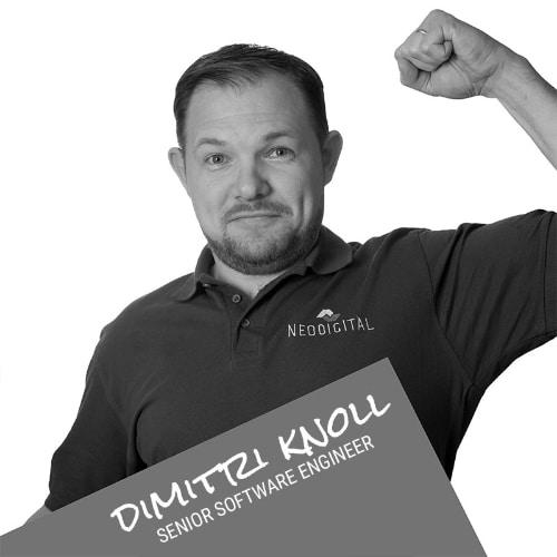 Dimitri Knoll