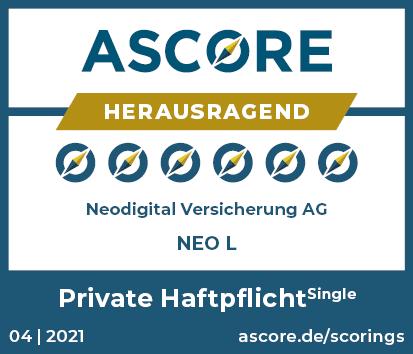 ASCORE_Gütesiegel_Neodigital_PHV_Single_NEO_L_gültig bis 31.03.2022
